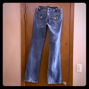 Miss Me bootcut 27 jeans